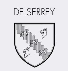 DE SERREY - une